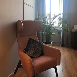 Έλλη Μανατού - Πολυθρόνα